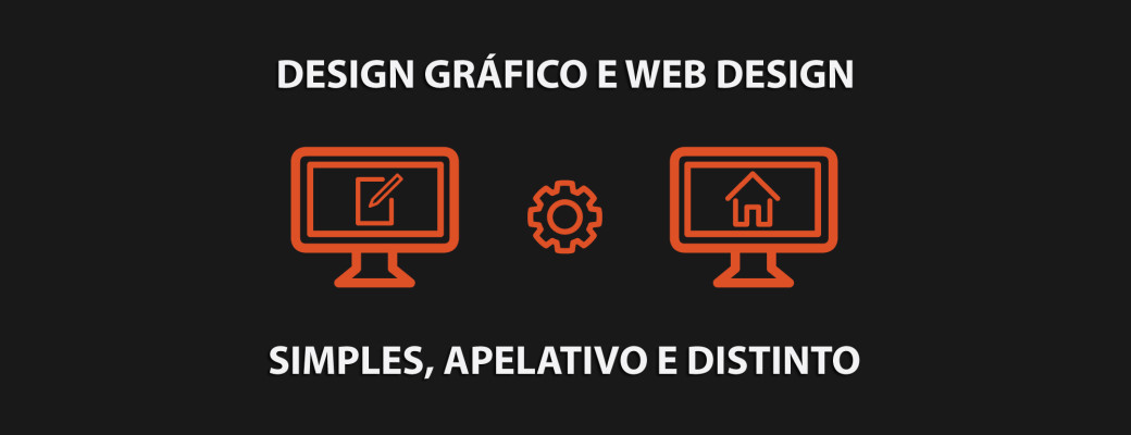Design Gráfico e Web design